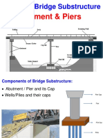 Abutments Piers