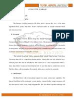 Feasibility Study Rice Bistro - 2013