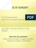 1. Principles of Surgery
