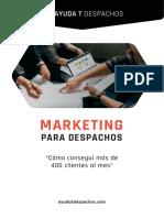 Marketing Para Despachos