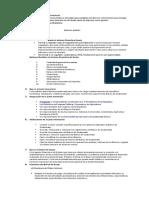 Cuestionario Bancario y Financiero