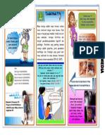 Leaflet Pernikahan Dini