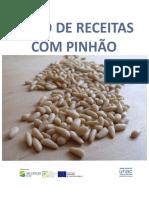 Livro de Receitas Com Pinhao