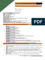 Curriculum Fernando Gomez Chavez