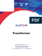 The Testing of Transformer