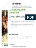 QuickStart Using OpenRail ConceptStation