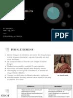 Interior Design - Portfolio