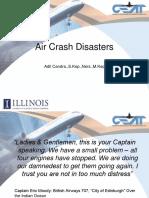 Air Crash Disasters