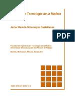 LibroTopicosenTecnologiadelaMadera2017