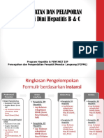 Pencatatan Dan Pelaporan Hepatitis Jabar