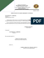 340231374 Designation of School Property Custodian