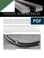 615 en Toolox in Gear Racks Leaflet A4 V1 2018 Web