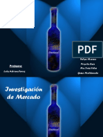 Presentación Vodka Norland
