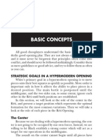 Hyper Modern Chess Opening Strategy