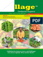My Village Development Magazine November 2018