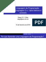 aula02 linguagem de programação