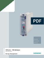 7PG15 TR Catalogue Sheet