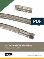 Catalog 4690 Mh2 Metal Hose