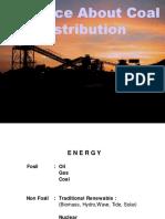 Coal Distribution