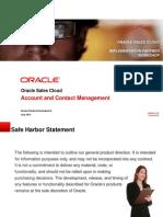 09PBI Account-Contact Management