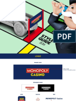 Monopoly Casino Styleguide 2016