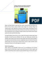 Membuat Biogas Sederhana Dari Kotoran Kambing