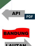 Bandung Lautan API
