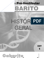 História Geral - Pré-Vestibular Dom Bosco - gab-hig-ex1