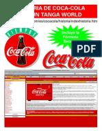 HISTORIA DE COCA-COLA SEGUN TANGAWORLD 080719