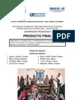 Producto Final Diplomado