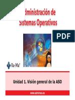 Guía del profesor ISSOO (ASIR) Tema 1