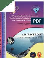 - Ore Potential of Alkaline, Kimberlite and Carbonatite Magmatism
