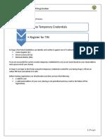 GRA Portal User Guide