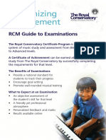RCM USA Guide-To-Examinations Online