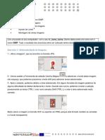 Ficha de Trabalho GIMP-TIC-7ºano