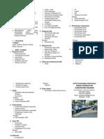 1.1.1.2 Leaflet, Brosur Pkm