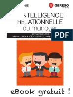 Lintelligence Relationnelle Du Manager