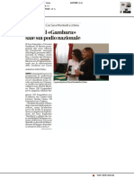 """Lingue, il """"Gambara"""" sul podio nazionale - Brescia Oggi.it, 21 febbraio 2019"""