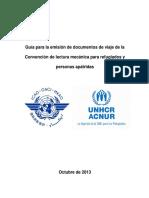 OACI - Guia Documentos e Viaje Refugiados y Apatridas[1]