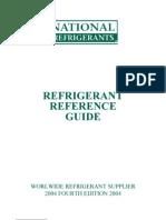 Refrigeration Gas Catalog