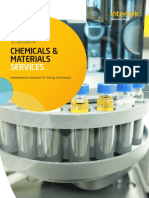 chemical and material services intertek