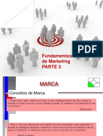 Resumo de Marketing - Parte 3