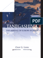 TANEGASHIMA—THE ARRIVAL OF EUROPE IN