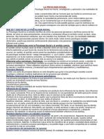 Tema 1 -Qué Es La Psicología Social