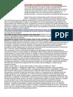 Tema 2-Influencia de La Evolución y La Cultura en Los Procesos Psicosociales