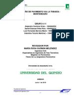 Proyecto Final de Pavimentos Final (2018)