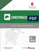 Construcción estructuras de hormigón