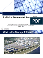Sewage Effluent Treatment