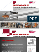 BLINDOBARRAS Sistemas de Distribución de Energía
