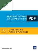 Achieving environmental sustainability in myanmar.pdf